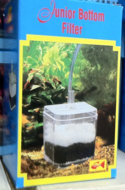 Fish tank filters what types are there Types of aquarium filters